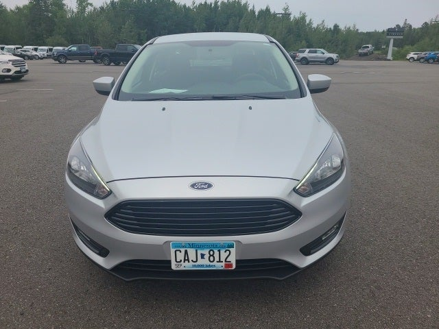 Used 2018 Ford Focus SE with VIN 1FADP3FE6JL270292 for sale in Eveleth, Minnesota
