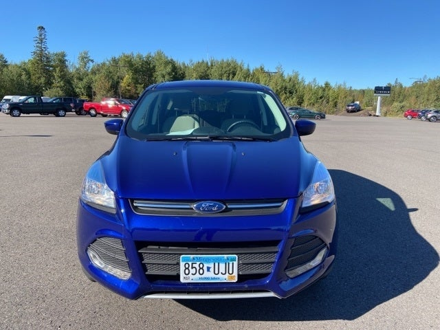 Used 2016 Ford Escape SE with VIN 1FMCU9G92GUC88564 for sale in Eveleth, Minnesota