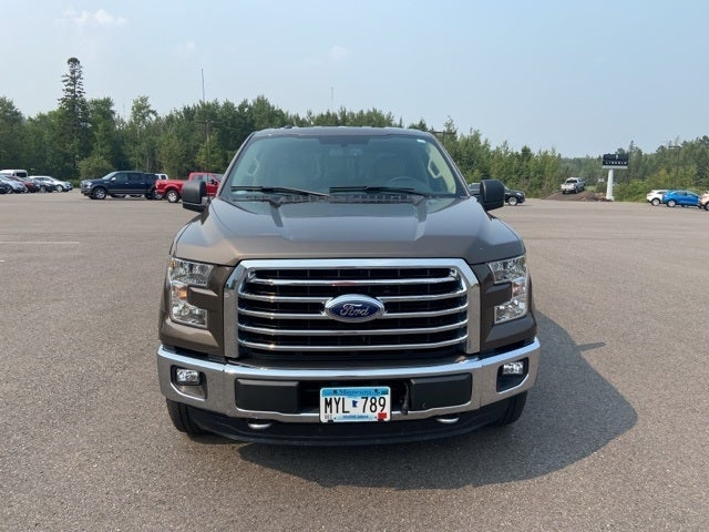 Used 2015 Ford F-150 XLT with VIN 1FTEW1EG4FKE87202 for sale in Eveleth, Minnesota