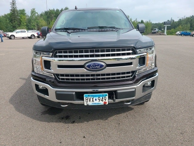 Used 2018 Ford F-150 XLT with VIN 1FTEW1EP2JKE93153 for sale in Eveleth, Minnesota