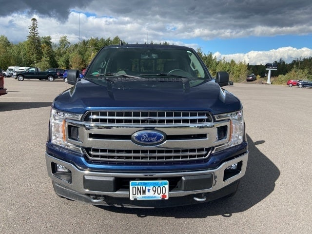 Used 2019 Ford F-150 XLT with VIN 1FTEW1EPXKFA16965 for sale in Eveleth, Minnesota