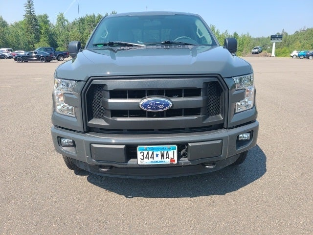 Used 2016 Ford F-150 Lariat with VIN 1FTEX1EP6GFD61740 for sale in Eveleth, Minnesota